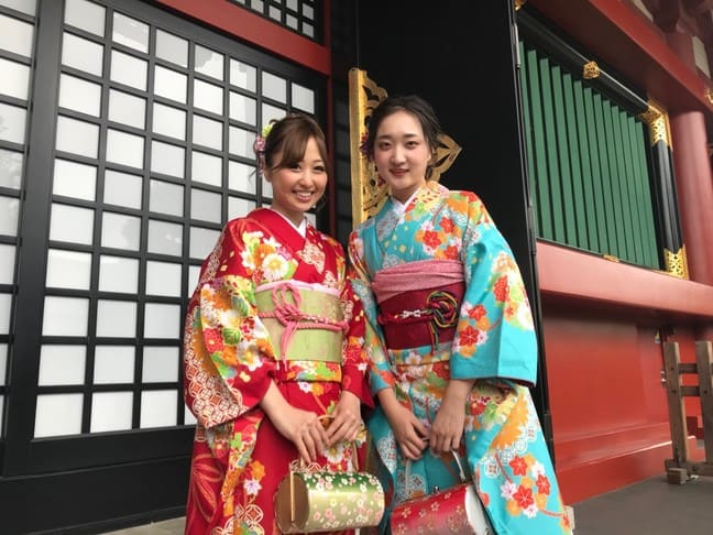 Furisode/Houmongi Course